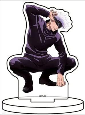 (예약도서) キャラアクリルフィギュア「呪術廻戰」11/五條悟