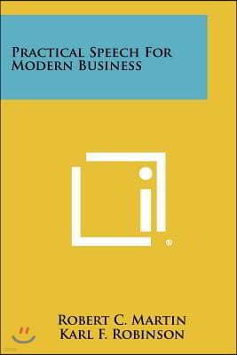 Practical Speech For Modern Business
