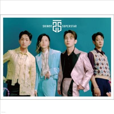 샤이니 (SHINee) - Superstar (CD+DVD) (Movie Edition) (완전생산한정반 B)