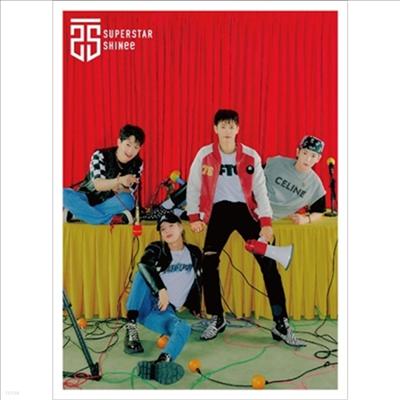 샤이니 (SHINee) - Superstar (CD+Photobook) (Photo Edition) (완전생산한정반 A)(CD)