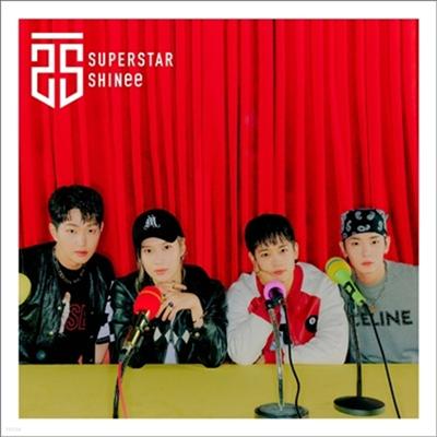 샤이니 (SHINee) - Superstar (CD)
