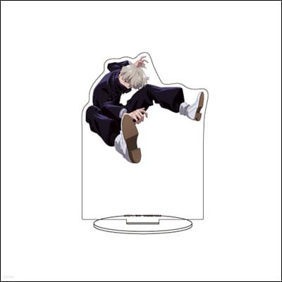 (예약도서)キャラアクリルフィギュア 呪術廻戰 06 狗卷棘