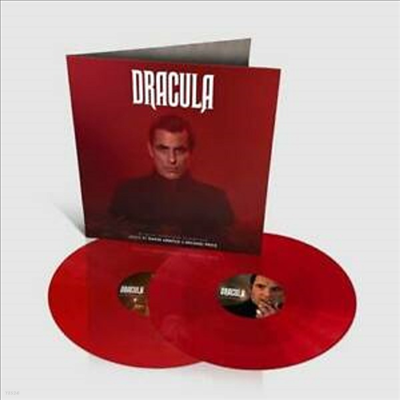 David Arnold/Michael Price - Dracula (드라큘라) (Soundtrack)(Ltd. Ed)(Gatefold)(Red Vinyl)(2LP)