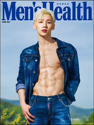 맨즈헬스 Men's Health 한국판 A형 (월간) : 6월 [2021]