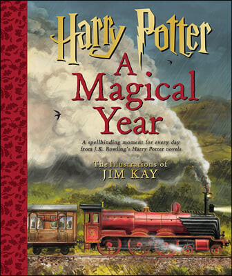 Harry Potter : A Magical Year (미국판) 해리포터 : 호그와트에서의 한 해