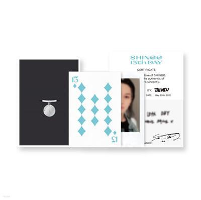 [TAEMIN] 13주년기념반지SET SHINee 13th Anniversary Special MD