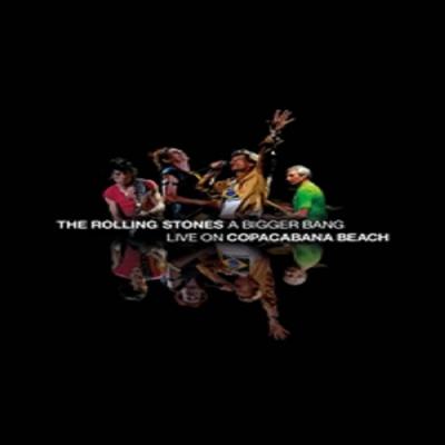 Rolling Stones - A Bigger Bang - Live On Copacabana Beach (DVD+2CD)(DVD)