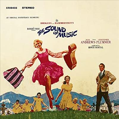 O.S.T. - Sound Of Music (사운드 오브 뮤직) (Soundtrack)(LP)(CD)