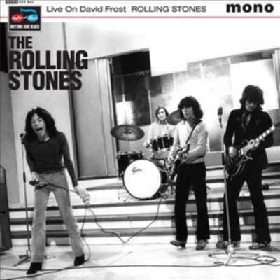 Rolling Stones - Live On David Frost (7 Inch Mono Single LP)