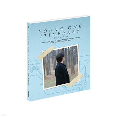영케이 (Young K) - 포토에세이 시즌2 'YOUNG ONE ITINERARY - STOP2: METRO TOUR'