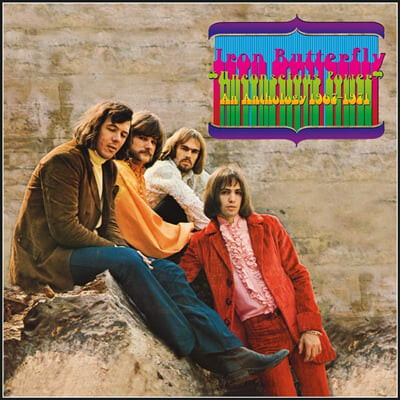 Iron Butterfly (아이언 버터플라이) - Unconscious Power: An Anthology 1967-1971