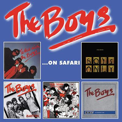 The Boys (더 보이즈) - The Boys ... On Safari