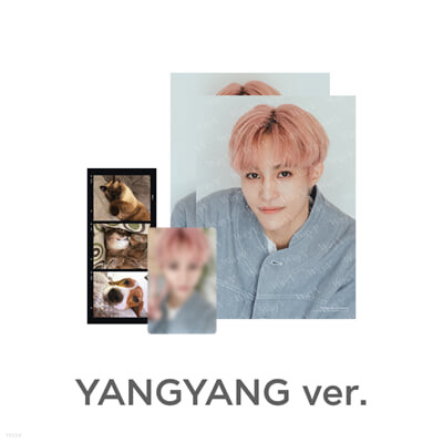 [YANGYANG] PHOTO PACK [Our Home : WayV with Little Friends]