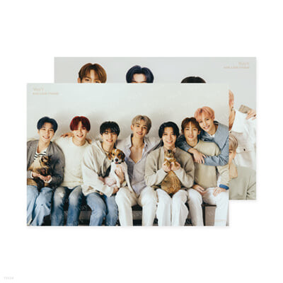 [WayV] A2 POSTER SET [Our Home : WayV with Little Friends]