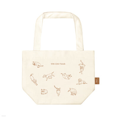 [WayV] MINI ECO BAG [Our Home : WayV with Little Friends]