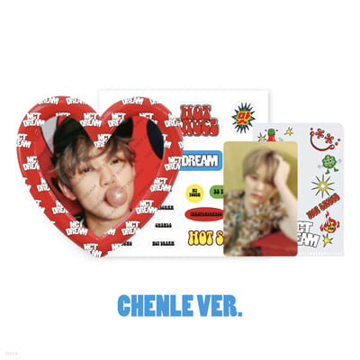 [CHENLE] MAGNET STAND SET - Hot Sauce