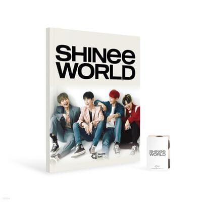 샤이니 (SHINee) - Beyond LIVE BROCHURE - SHINee : SHINee WORLD 브로슈어