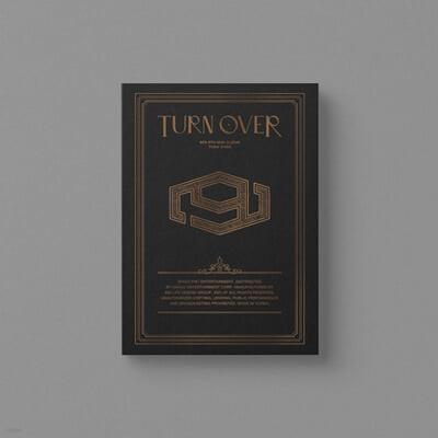 에스에프나인 (SF9) - 미니앨범 9집 : TURN OVER [SPECIAL ver.] [S/F/9 버전 중 1종 랜덤 발송]