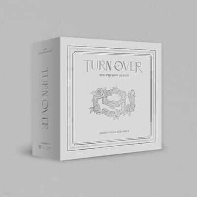 에스에프나인 (SF9) - 미니앨범 9집 : TURN OVER [스마트 뮤직 앨범(키트 앨범)]