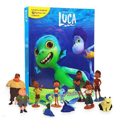 Disney Luca My Busy Book 디즈니 루카 마이 비지북