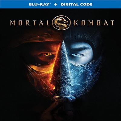 Mortal Kombat (모탈 컴뱃) (2021)(한글무자막)(Blu-ray)