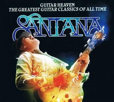 Santana - Guitar Heaven: The Greatest Guitar Classics Of All Time (US반)