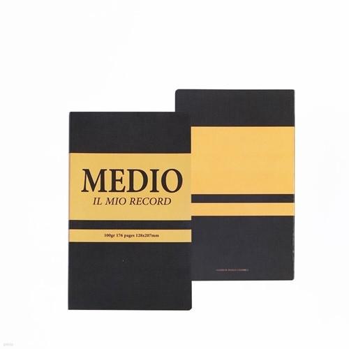 IL MIO RECORD NOTE MEDIO 일미오 레코드 메디오 노트