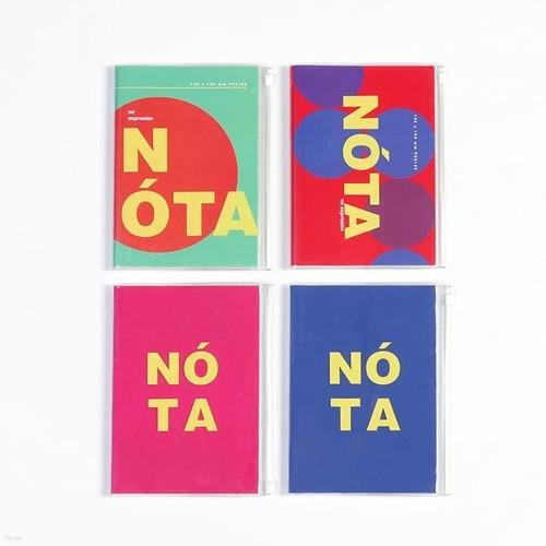NOTA pocket note 포켓 노트