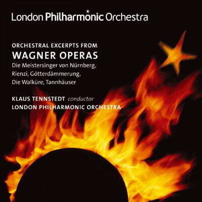Klaus Tennstedt 바그너: 오페라 관현악 작품 (Wagner: Orchestral Excerpts from Wagner Operas)