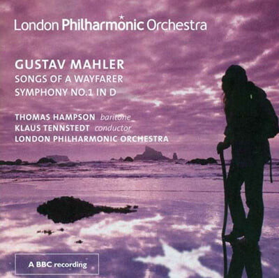 Klaus Tennstedt 말러: 교향곡 1번, 방황하는 젊은이의 노래 (Mahler: Lieder eines fahrenden Gesellen, Symphony No.1 'Titan')