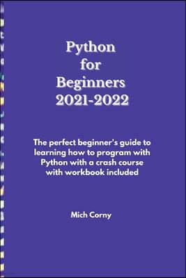 Python  for  Beginners 2021-2022