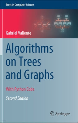 Algorithms on Trees and Graphs: With Python Code