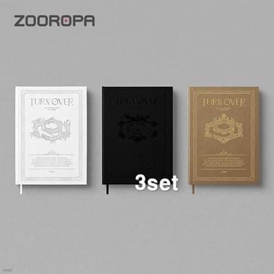 [미개봉/3종세트] 에스에프나인 SF9 미니앨범 9집 TURN OVER