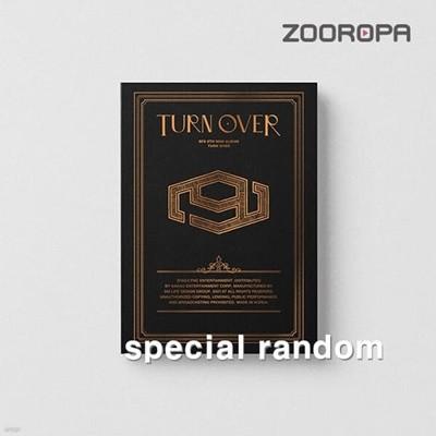 [미개봉/주로파] 에스에프나인 SF9 미니앨범 9집 TURN OVER SPECIAL