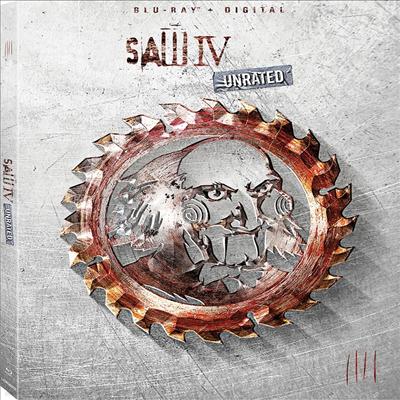 Saw IV (쏘우 4) (2007)(한글무자막)(Blu-ray)