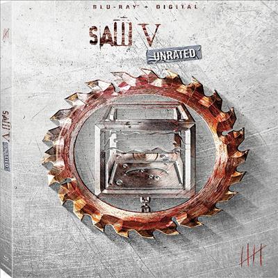 Saw V (쏘우 5) (2008)(한글무자막)(Blu-ray)