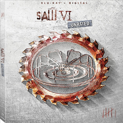 Saw VI (쏘우 6 - 여섯번의 기회) (2009)(한글무자막)(Blu-ray)