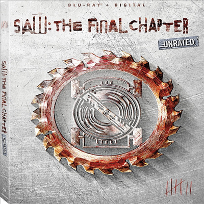Saw 3D (Saw: The Final Chapter) (쏘우 3D) (2010)(한글무자막)(Blu-ray)