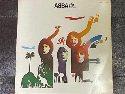 [LP] 아바 - Abba - The Album LP [성음-라이센스반]