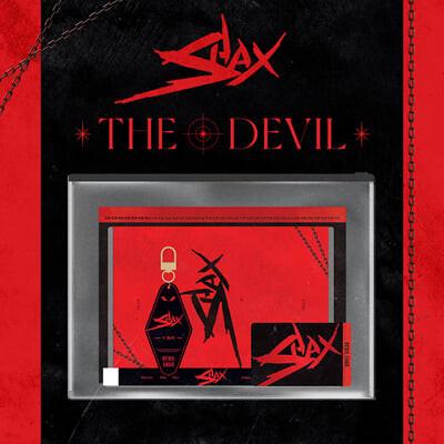 샥스 (SHAX) - SHAX ALBUM KIT : THE DEVIL