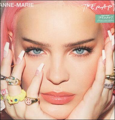 Anne-Marie (앤 마리) - 2집 Therapy [핑크 컬러 LP]