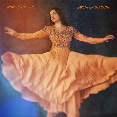 Lavender Diamond - Now Is The Time (CD)