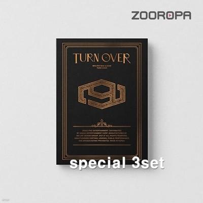 [미개봉/3종세트] 에스에프나인 SF9 미니앨범 9집 TURN OVER SPECIAL