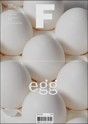 매거진 F (격월) : 7월 영문판 [2021년]