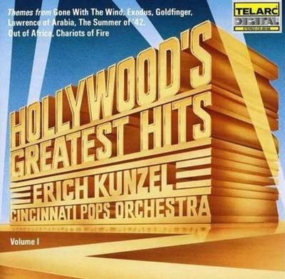 헐리우드 히트곡 모음 1 - 바람과 함께 사라지다, 엑소더스(Hollywood's Greatest Hits Vol. 1) (US반)