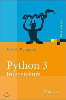 Python 3 - Intensivkurs: Projekte Erfolgreich Realisieren