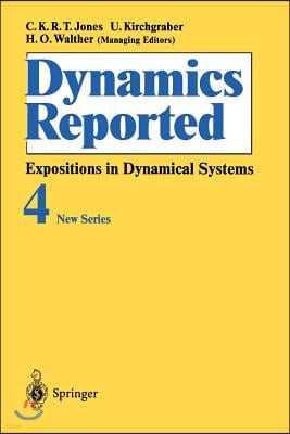 Dynamics Reported: Expositions in Dynamical Systems