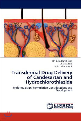 Transdermal Drug Delivery of Candesartan and Hydrochlorothiazide