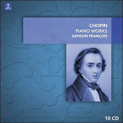 쇼팽 : 피아노 작품집 (한정반) - 상송 프랑스와