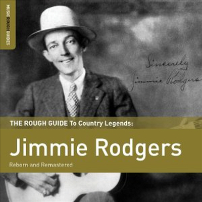 Jimmie Rodgers - Rough Guide To Jimmie Rodgers (2CD)
